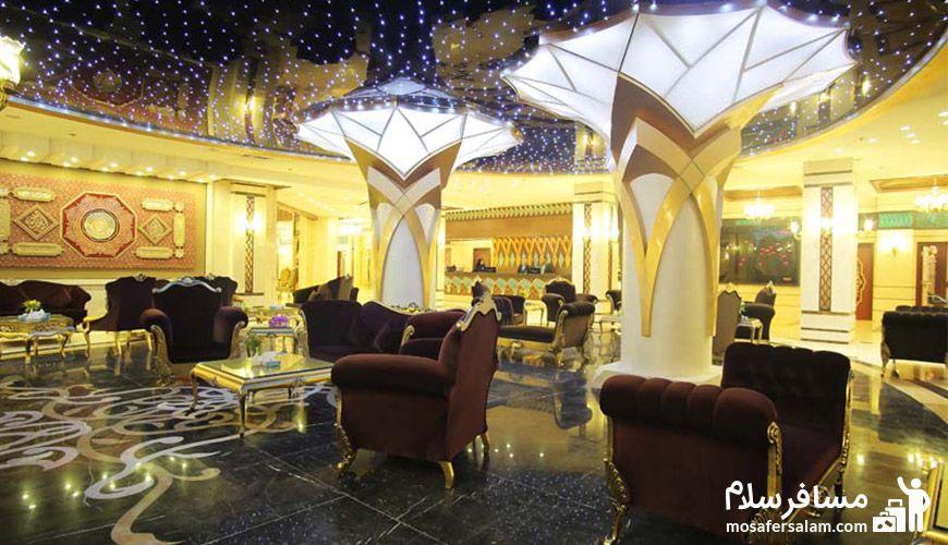 هتل مدینه الرضا در ماه رمضان