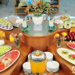 منوی غذاهای هتل تهران مشهد