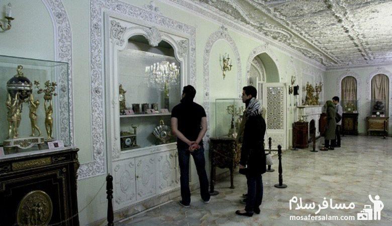 بازدید از موزه زمان تهران