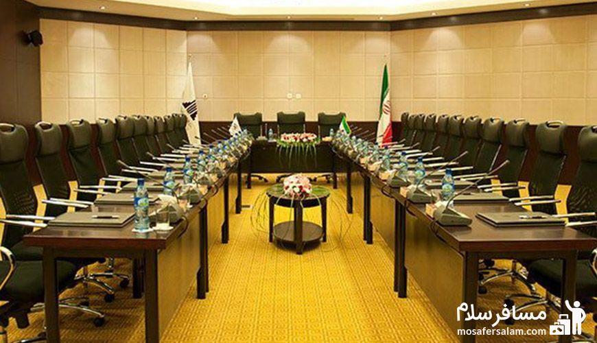 تالار الماس هتل پارسیان آزادی