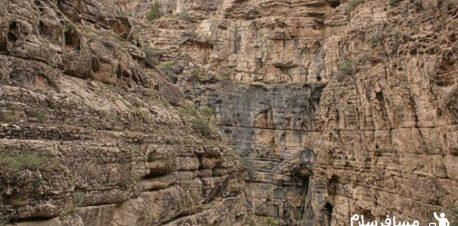 نمایی از کوهستان