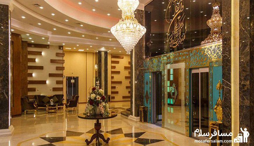 هتل سیمرغ فیروزه در ماه رمضان