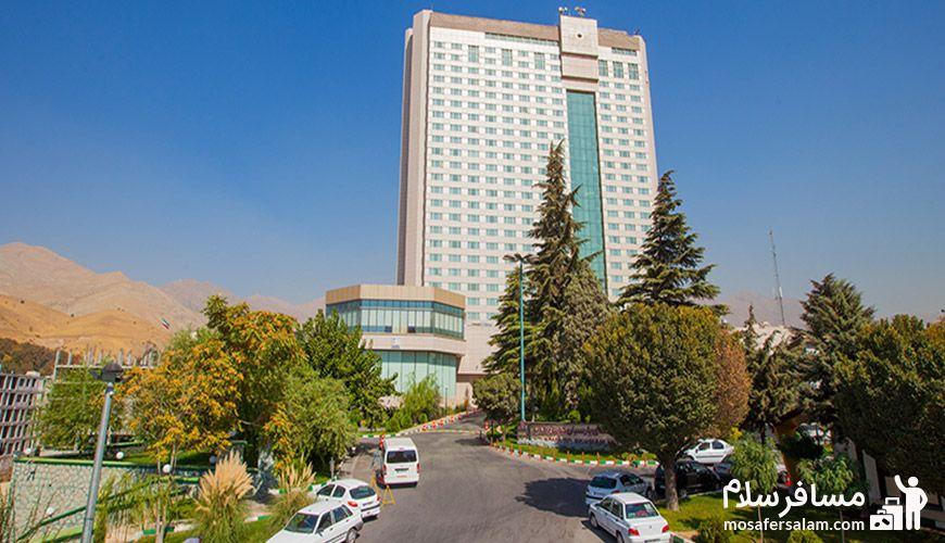 تالار هتل پارسیان آزادی
