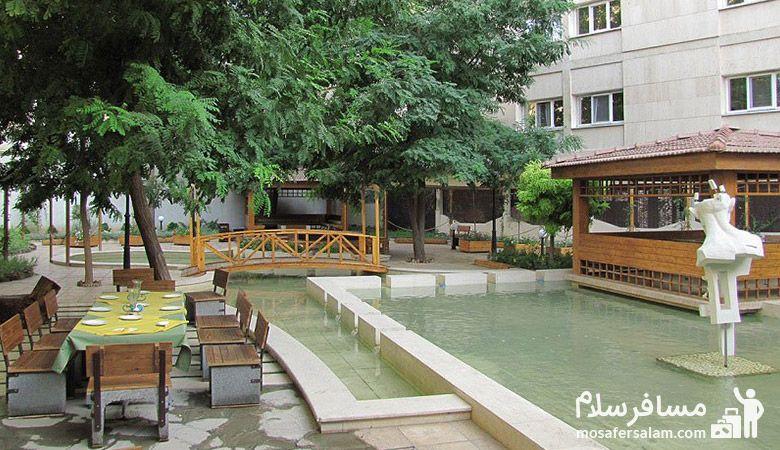 هتل تهران مشهد، تور مشهد هتل تهران، گروه گردشگری مسافرسلام، تور مشهد