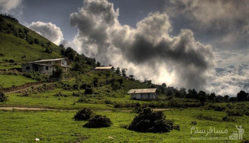 دهکده جهان نما | مناطق بکر شمال