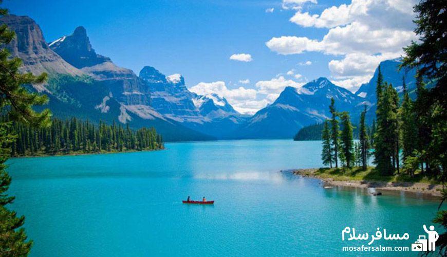 زیباترین دریاچه های ایران را بشناسیم