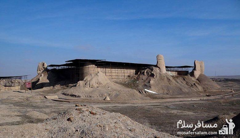 مسجد تابران توس