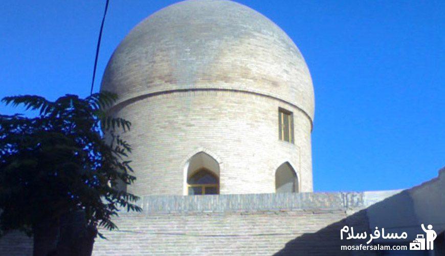گنبد خشتی مشهد