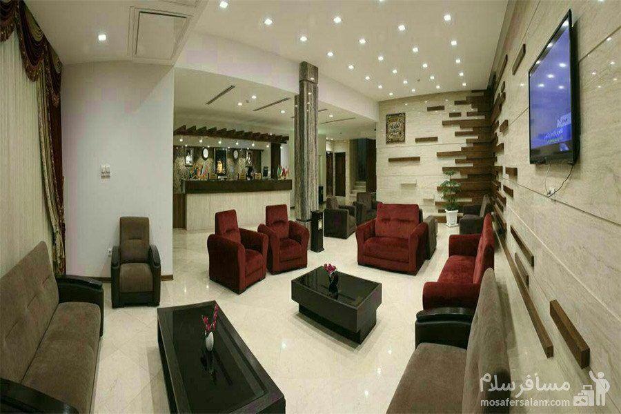 لابی هتل آیران