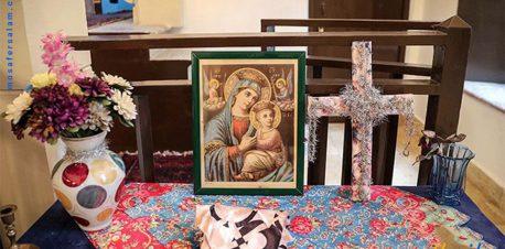 کلیسای مسروپ مقدس مشهد