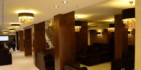 لابی هتل جواهر شرق مشهد