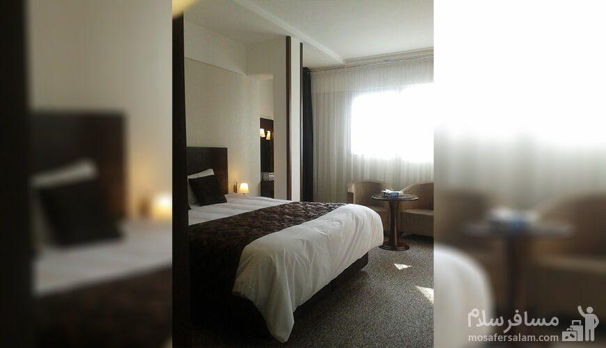 اتاق سهتخته هتل جواهر شرق