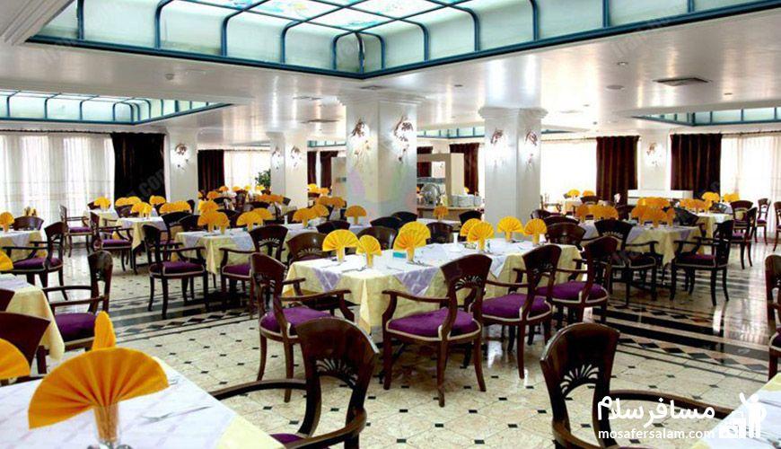 هتل رضویه در ماه رمضان