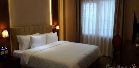 اتاق دبل هتل رفاه
