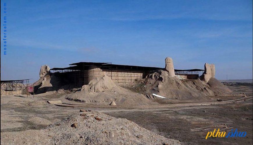 مسجد تابران توس مشهد