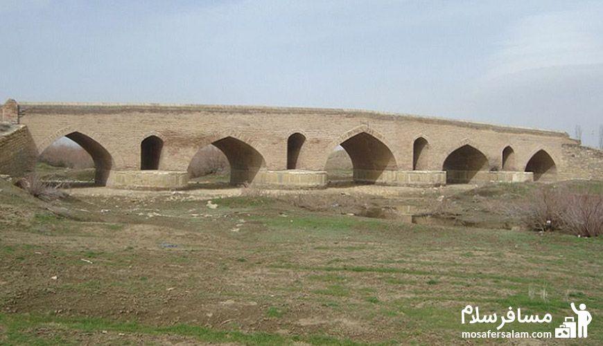 کبودرآهنگ | پل کوریجان