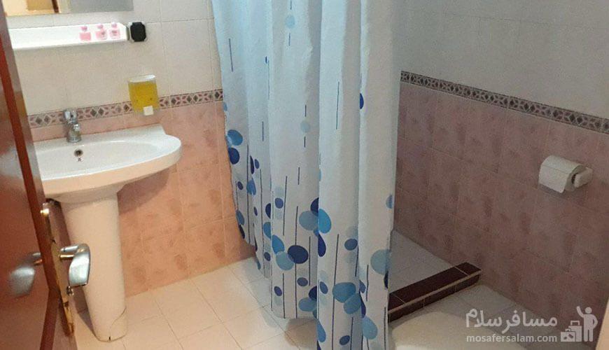 هتل فجر مشهد سرویس بهداشتی