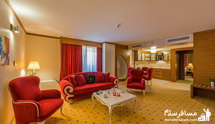 عکس هتل آرمان