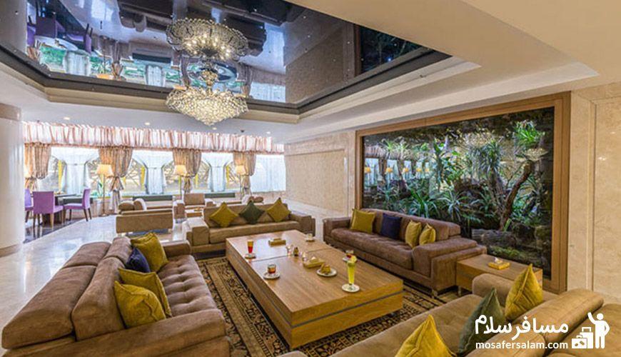 لابی هتل آرمان