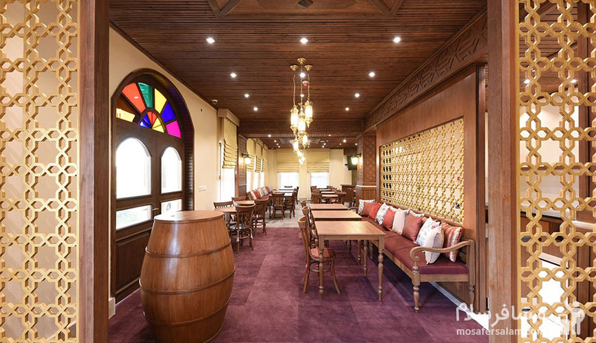 هتل ایرمان قشم, بوتیک هتل