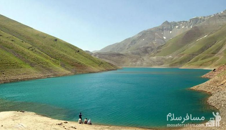 طبیعت دریاچه تار