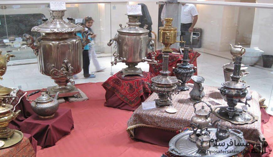 موزه مردم شناسی حمام شاه مشهد