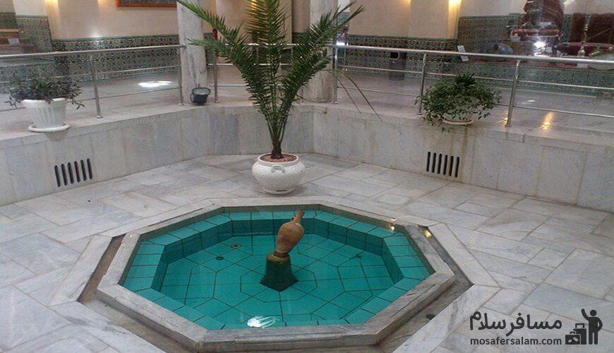 حمام شاه