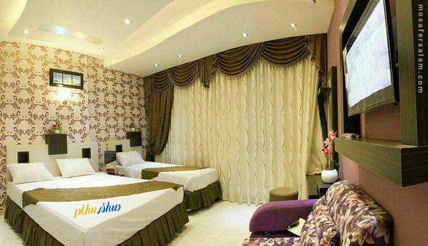 هتل اسپینو مشهد | رزرو هتل در مشهد