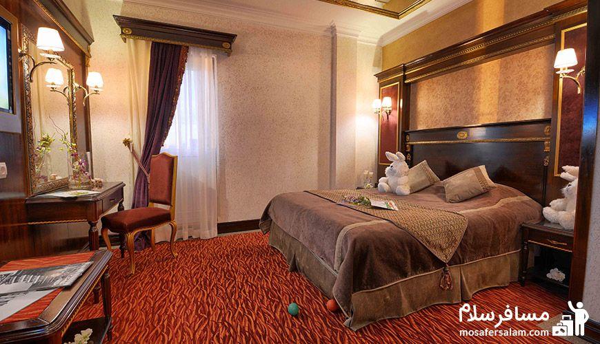 آپارتمان یک خوابه | انواع تیپ اتاق ها در هتل