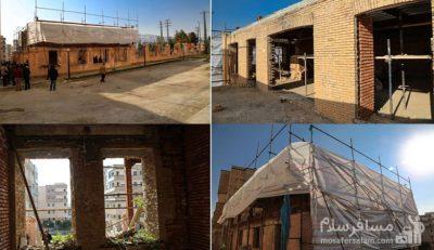 تبدیل خانه اربابی ارومیه به موزه بانک
