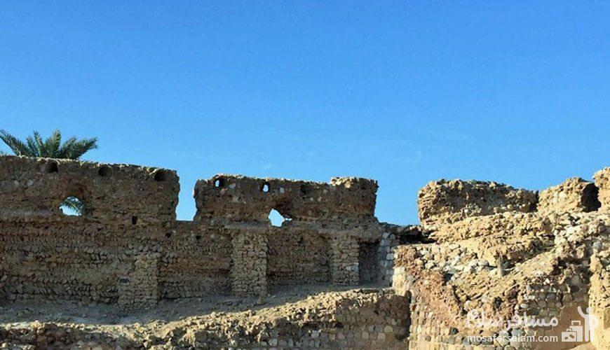 قلعه پرتغالی ها-قشم