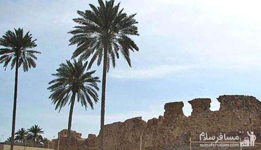 جزیره قشم-قلعه پرتغالی ها