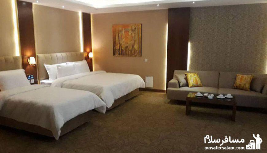 اتاق در هتل رفاه