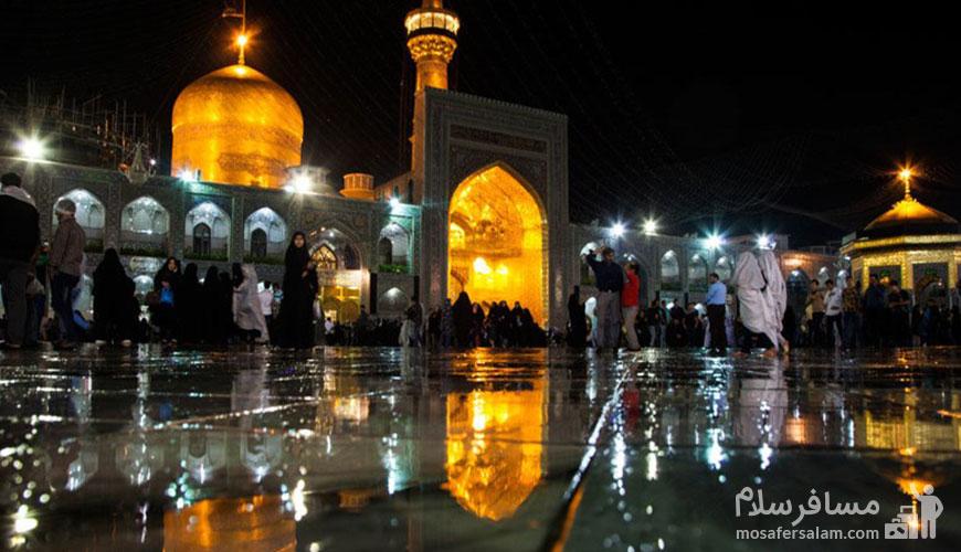 بهترین زمان برای سفر به مشهد چه موقع است؟