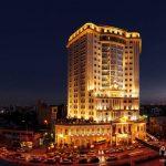 تور هوایی مشهد هتل قصر طلایی