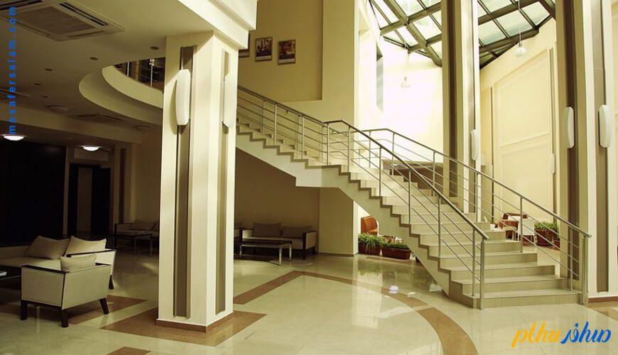 لابی هتل جم مشهد