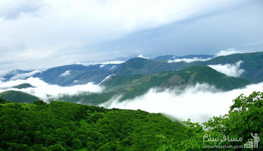 ارسباران، استان آذربایجان شرقی