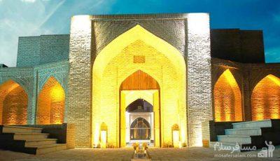 گشایش کاروانسرا شاه عباسی در کرج