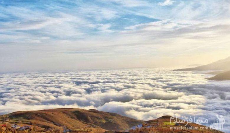 سرزمین ابرها، فیلبند مازندران