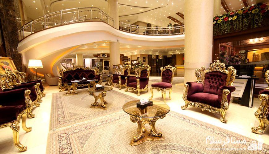 عکس هتل توحید نوین