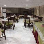 تجربه و لذت خوردن غذا در هتل کارن مشهد