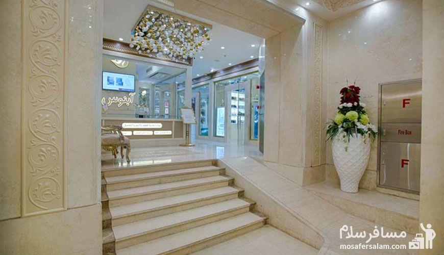 از بازار هتل پنج ستاره الماس 2 دیدن کردهاید؟