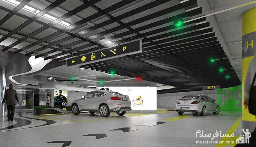 پارکینگ هتل ها, خدمات رایگان هتل ها