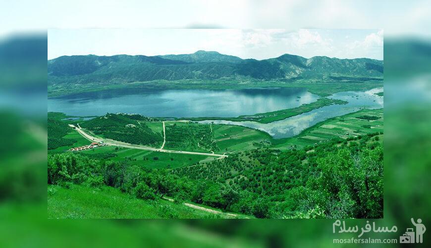 کوه کوچسار، جاذبه های طبیعی سنندج، رزرواسیون مسافر سلام