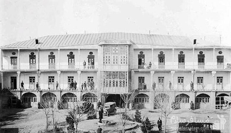 اولین هتل های جهان چگونه به وجود آمدند؟