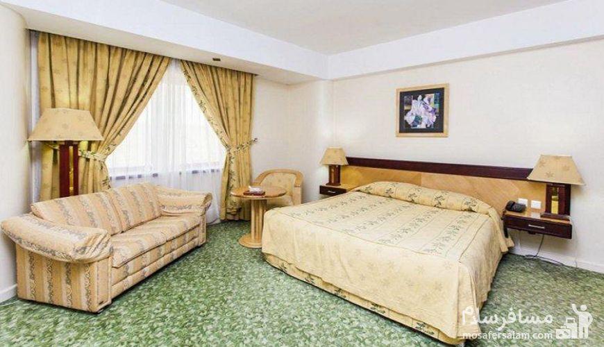 اتاق هتل پارس ائل گلی تبریز, گروه مشاوره سفر مسافر سلام