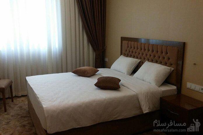 هتل آزادی تبریز، دوتخته دبل