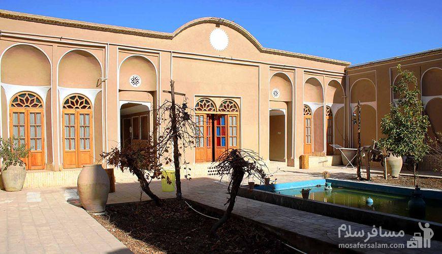 اقامتگاه های ایران را بشناسید