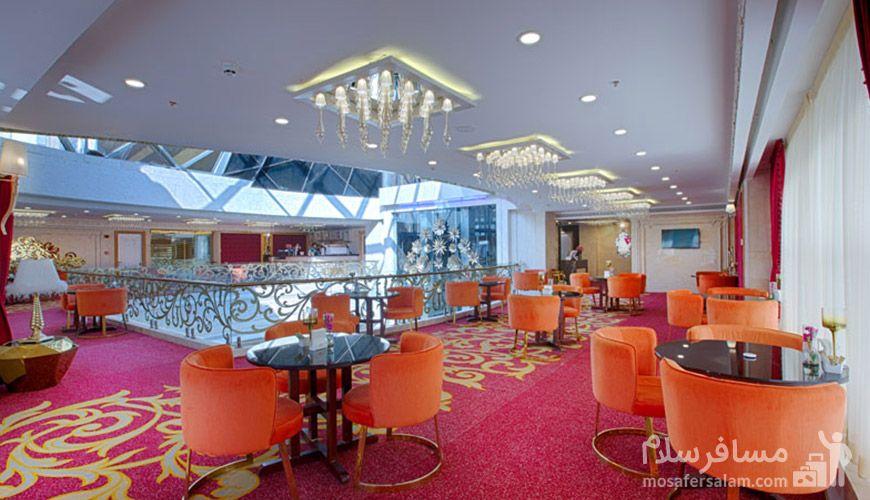 کافی شاپ یاقوت هتل الماس 2