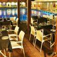 رستوران فضای باز هتل بلوط تهران